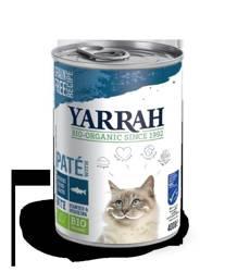 (dla kota) karma ze śledziem, wodorostami i spiruliną BIO 400 g