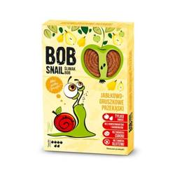 Bob Snail jabłko-gruszka, 60g