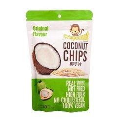 Chipsy kokosowe Oryginalne 40 g