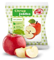 Chipsy z jabłka Crispy Natural, 18g