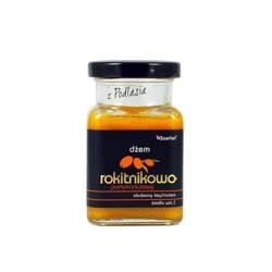 Dżem rokitnikowo-pomarańczowy słodzony ksylitolem 150 g
