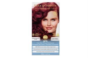 Farba do włosów ognista czerwień ECO 130 ml