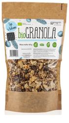 Granola figa z kokosem bezglutenowa BIO 60 g