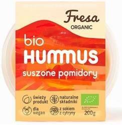 Hummus z suszonymi pomidorami BIO 200 g