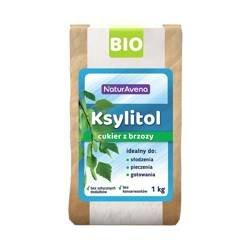 Ksylitol z brzozy bez sztucznych dodatków 1 kg