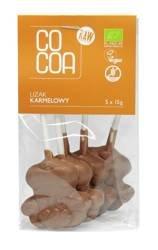 Lizaki karmelowe bezglutenowe BIO (5 x 15 g) 75 g