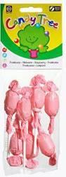 Lizaki okrągłe o smaku malinowym bezglutenowe BIO (7 x 10 g) 70 g