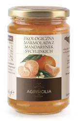 Marmolada z mandarynek sycylijskich BIO 360 g