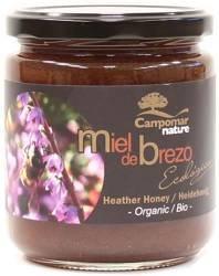 Miód nektarowy wrzosowy BIO 480 g