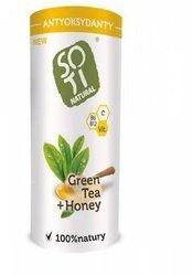 Napój Soti Natural herbata zielona z miodem 230 ml