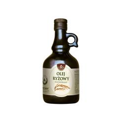 Olej ryżowy rafinowany 500 ml