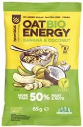 Owsianka banan- kokos BEZGL. BIO 65 g