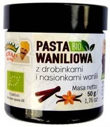Pasta waniliowa BIO 50 g