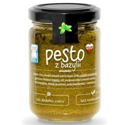 Pesto bazyliowe HOTZ, 130g