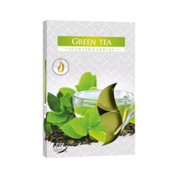 Podgrzewacze zapachowe Zielona herbata 6 szt.
