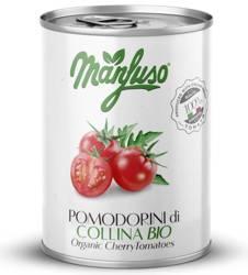 Pomidory cherry BIO 400 g/ 240 g