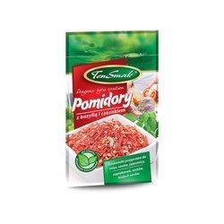 Pomidory z bazylią i czosnkiem 40 g