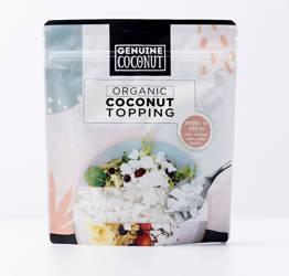 Posypka kokosowa świeża bezglutenowa BIO 150 g