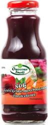 Sok jabłkowo - marchwiowo - buraczkowy nfc BIO 250 ml