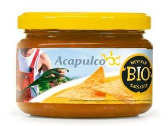 Sos salsa dip meksykański BIO 260 g