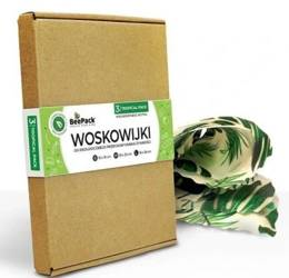 Woskowijka rozmiar S,M,L Tropical Pack